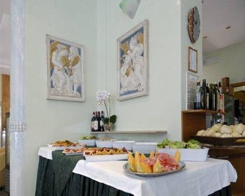 Hotel Villa dei Fiori - фото 5
