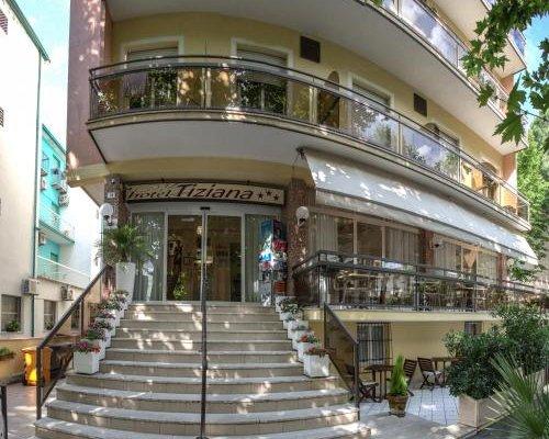 Hotel Tiziana - фото 16
