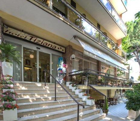 Hotel Tiziana - фото 21