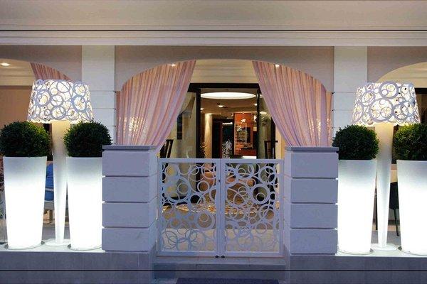 Hotel Villa Paola - фото 19