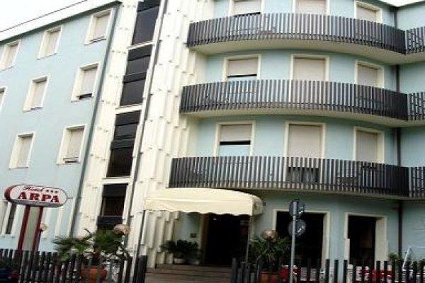 Hotel Arpa - фото 22