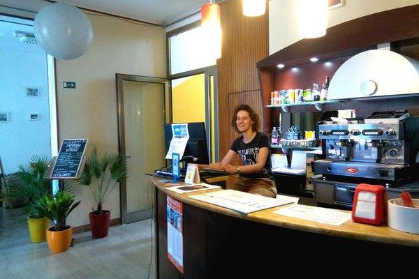 Jammin' Rimini Backpackers Hotel - фото 13