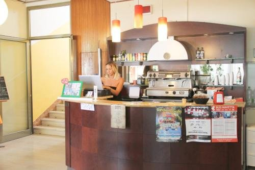 Jammin' Rimini Backpackers Hotel - фото 14