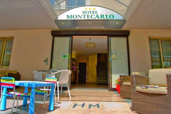 Hotel Montecarlo - фото 14