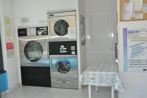Residence Acqua Suite Marina - фото 8