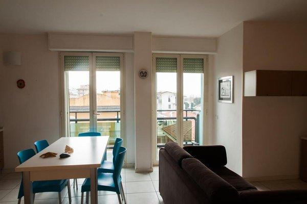 Residence Acqua Suite Marina - фото 9