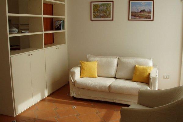 Апартаменты «Vi.Co Residence Nel Golf», Узмате