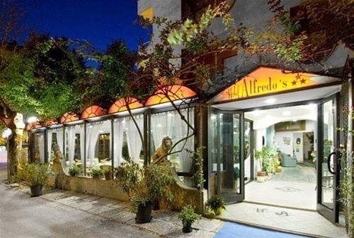 Alfredo's Hotel Rivazzurra di Rimini - фото 20