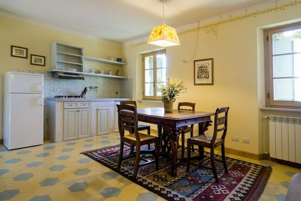 Ферма «Agriturismo Monteverde», Кастельнуово-Магра