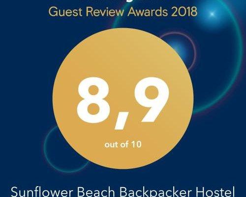 Sunflower Beach Backpacker Hostel - фото 14