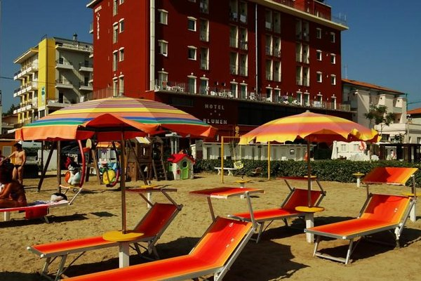 Hotel Blumen - фото 44