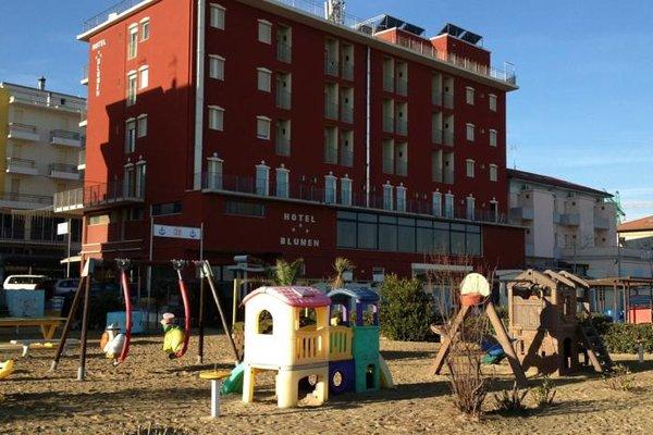 Hotel Blumen - фото 18