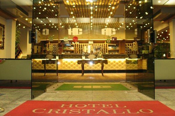 Hotel Cristallo - фото 17