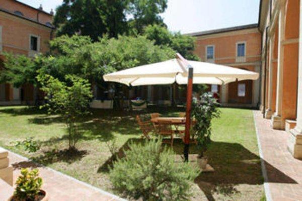 Student's Hostel Della Ghiara - фото 19