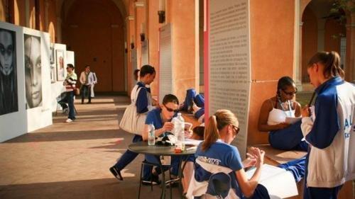 Student's Hostel Della Ghiara - фото 9