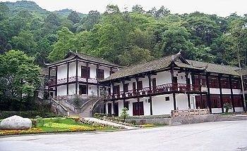 Tiangu Hotel -Qingcheng Mountain- Dujiayan, Дуцзянянь