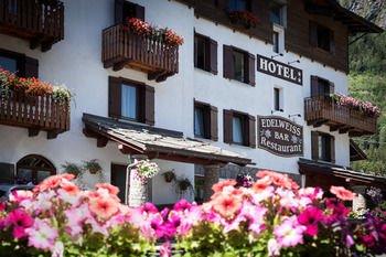 Hotel Edelweiss - фото 22