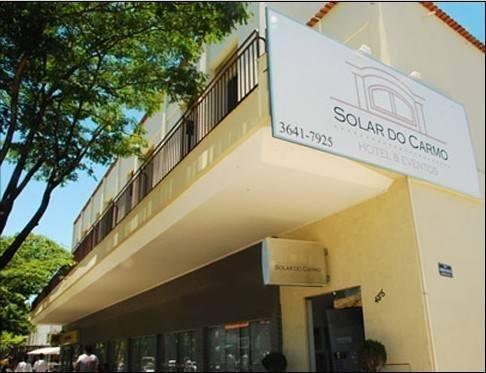Solar Do Carmo Hotel E Eventos - фото 9