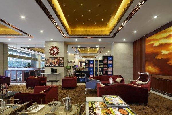Hanyong Hotel - фото 12