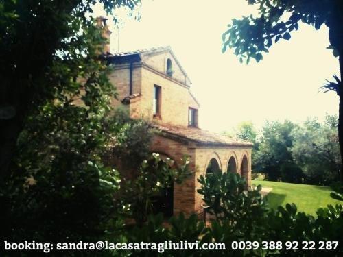 B&B La Casa tra gli Ulivi - фото 22