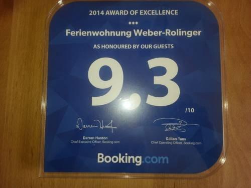 Ferienwohnung Weber-Rolinger - фото 13