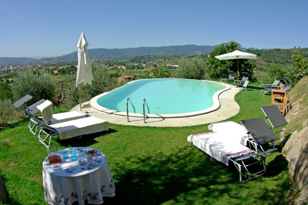 Villa San Simone - фото 21