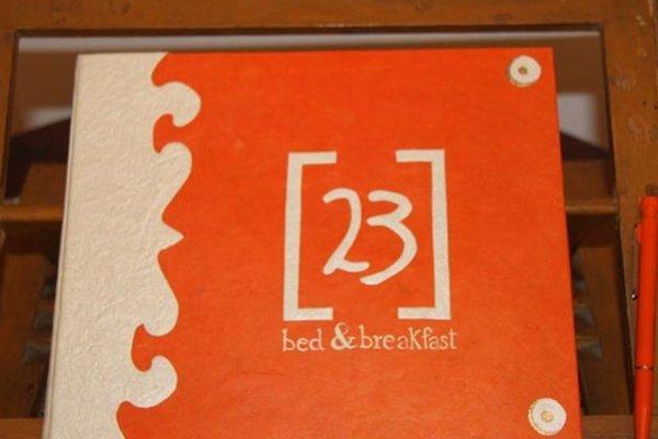 23 Bed & Breakfast - фото 16
