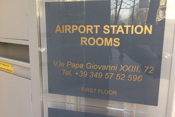Airport Station Bergamo - фото 10