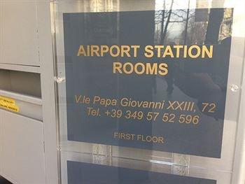 Airport Station Bergamo - фото 14