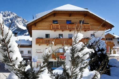 Alpine Chalet Sauter - фото 19