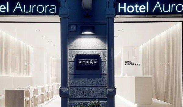 Hotel Aurora - фото 17