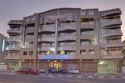 Tulip Inn Hotel Apartment - фото 34