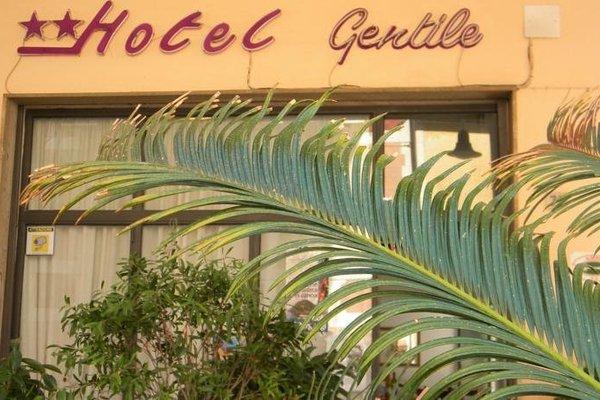 Hotel Gentile - фото 9