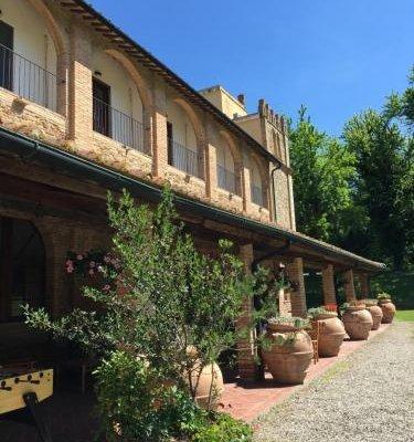 Agriturismo Villetta Di Monterufoli - фото 21