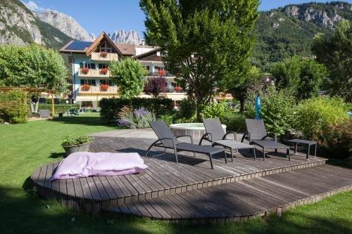 Garden Hotel Bellariva - фото 14