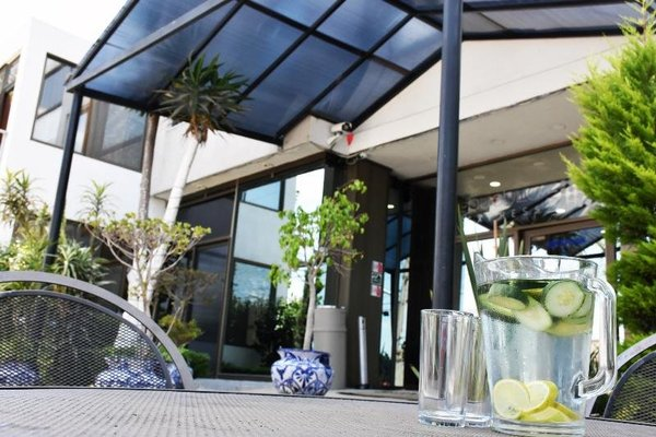 Puebla Inn Suites - фото 15