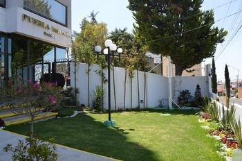 Puebla Inn Suites - фото 19