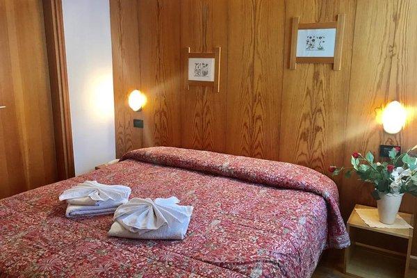 Гостиница «Monti Pallidi», Моэна