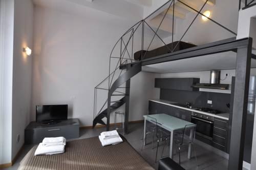 BB Hotels Aparthotel Navigli - фото 21