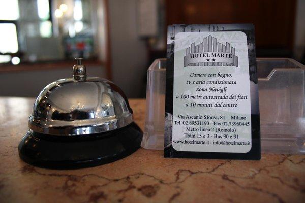 Hotel Marte - фото 19