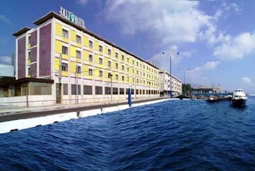Гостиница «Jolly Dello Stretto», Мессина