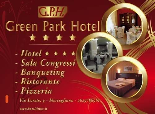 Green Park Hotel - фото 10