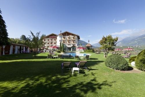 Hotel Burggraflerhof - фото 23
