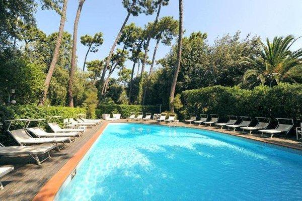 Hotel Villa Tiziana - фото 20