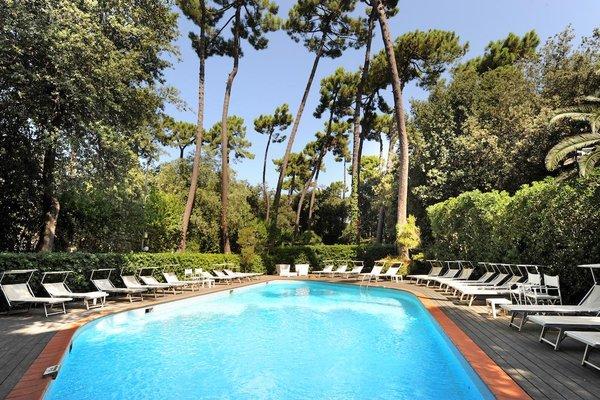 Hotel Villa Tiziana - фото 21