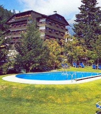 Hotel Garni St. Hubertus - фото 20