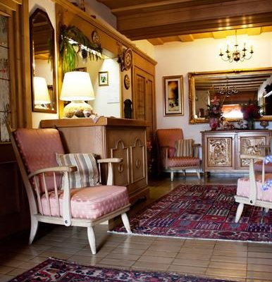 Hotel Garni St. Hubertus - фото 3