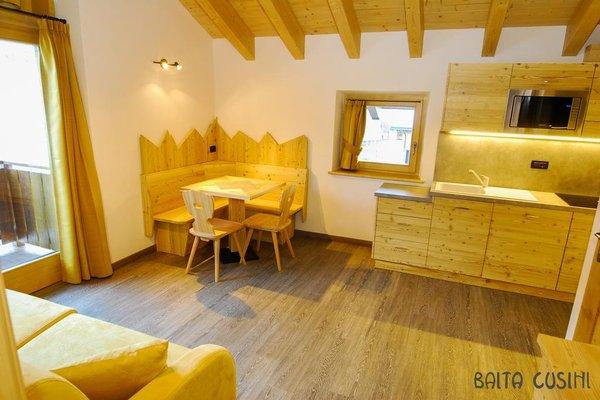 Residence Baita Cusini - фото 21