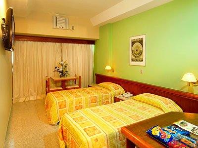Hotel Bandeirantes - фото 2