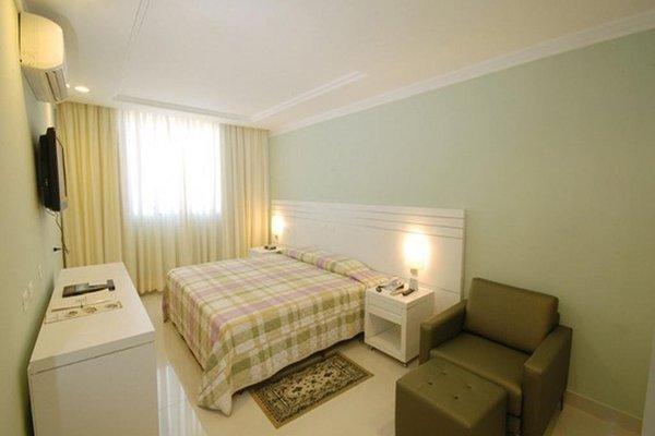 Hotel Bandeirantes - фото 4